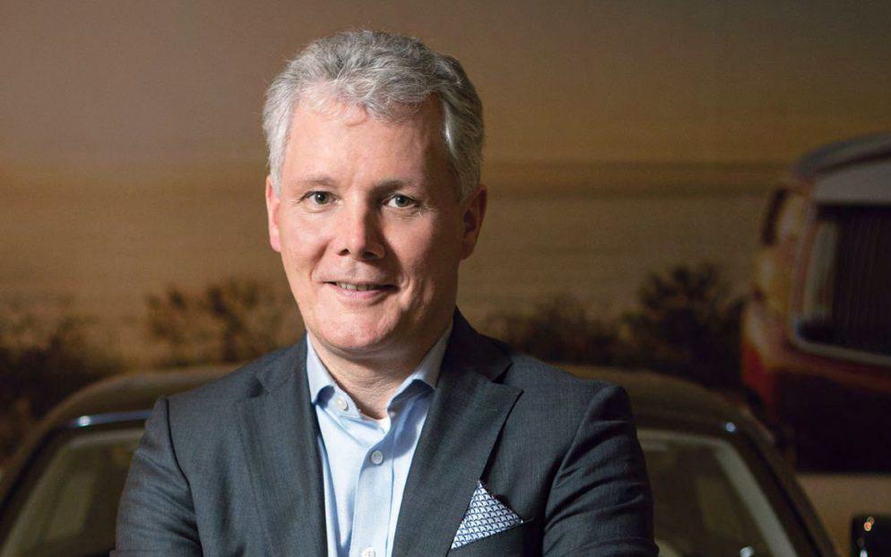 Франк Тиманн, директор по коммуникациям Rolls-Royce Motor Cars в Восточной Европе, России и странах СНГ