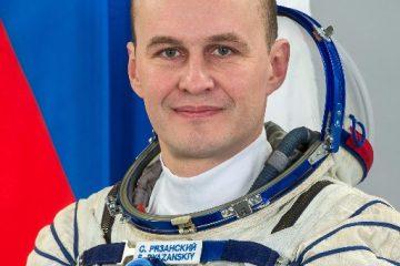 Сергей Рязанский, летчик-космонавт, исследователь