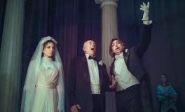 Музыкально-драматический спектакль «Хищники» открывает новый сезон в Москве и Петербурге