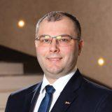 Михаил Гробельны, генеральный менеджер Radisson Blu Belorusskaya Hotel
