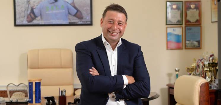 Аркадий Пекаревский, основатель брендов SELA и Grondard