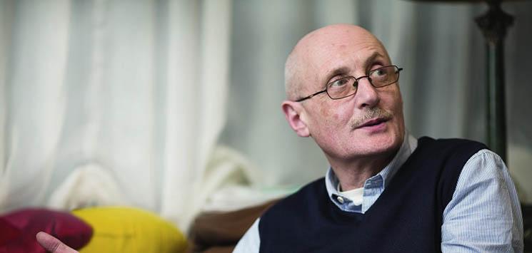 Семен Спивак, художественный руководитель Молодежного театра на Фонтанке