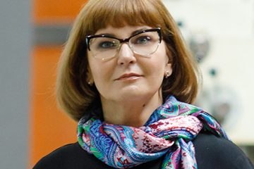 Виктория Нестерова, генеральный директор компании «Изотерм»