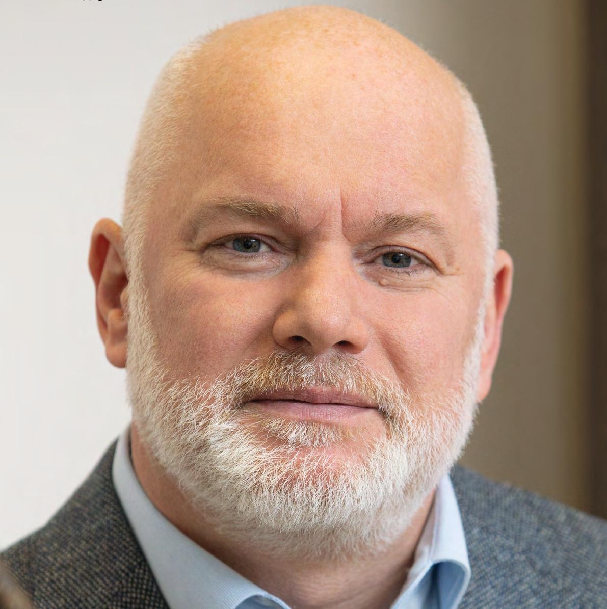 Сергей Груданов, глава TESSIS: