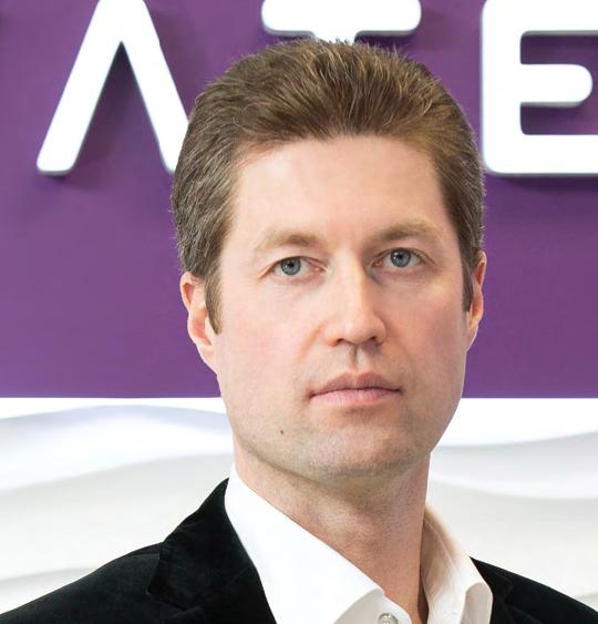 Алексей Шестериков, сооснователь компании AWATERA