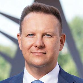 Дмитрий Симонов, генеральный директор Ленинградской областной электросетевой компании