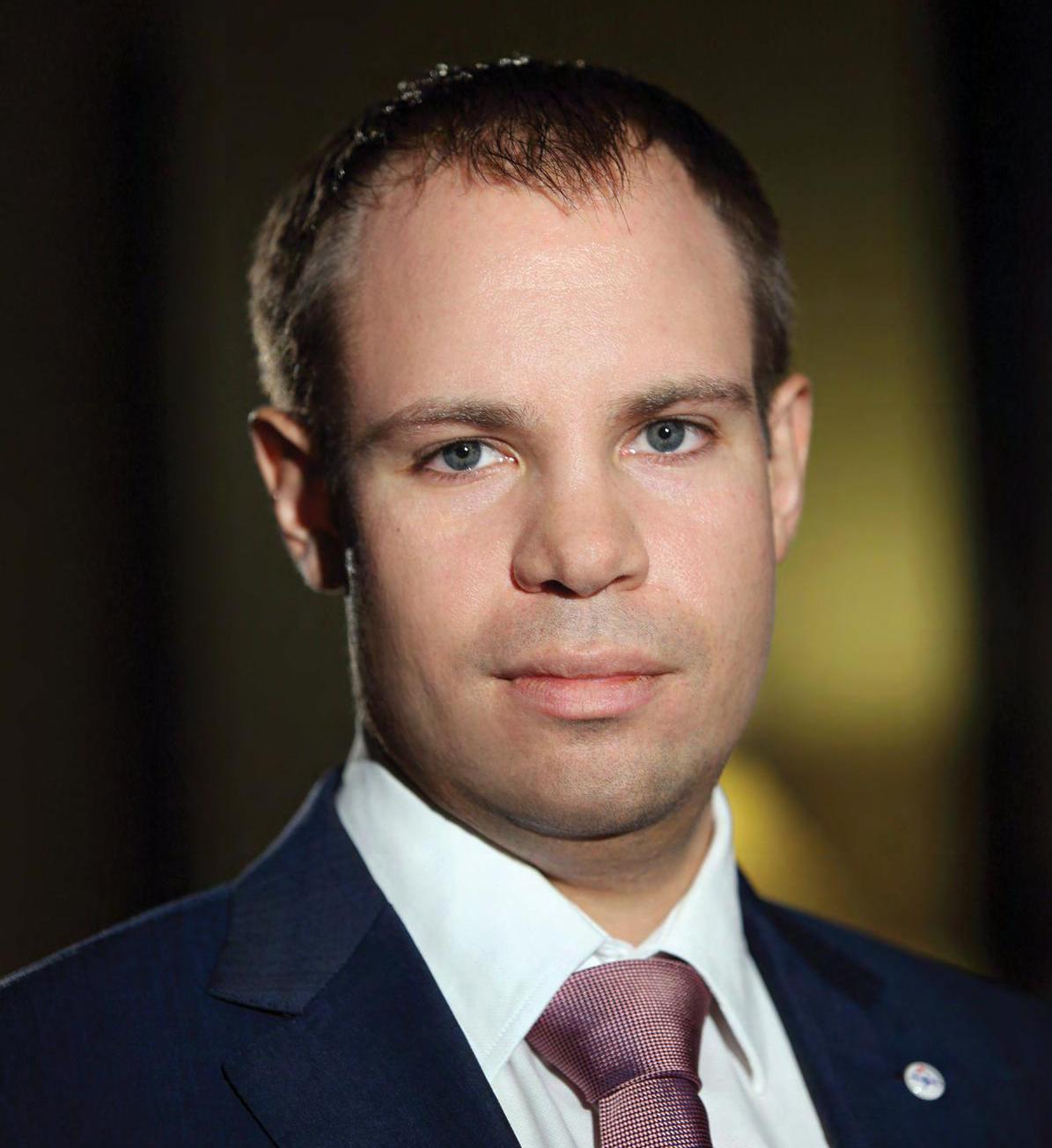 Вячеслав Трактовенко, региональный координатор «Клуба лидеров» в Санкт-Петербурге и Ленинградской области