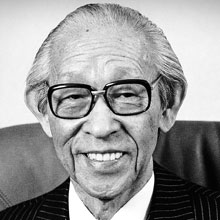 Коносуке Мацусита, создатель компании Matsushita Electric: