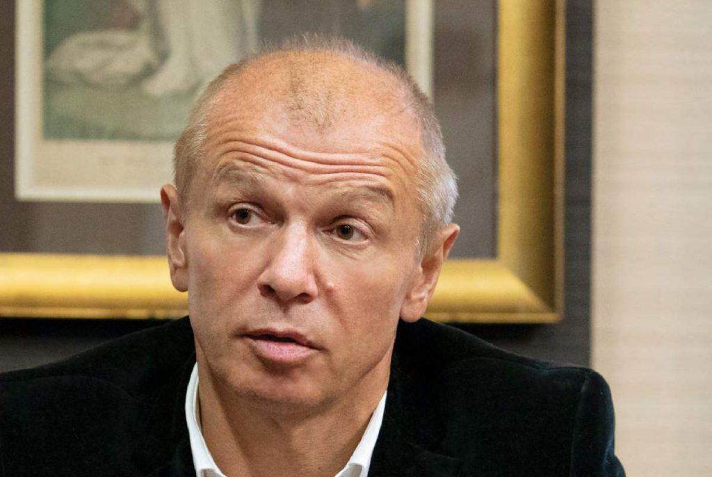 Константин Курочкин, владелец ГК «ПРОМИС»