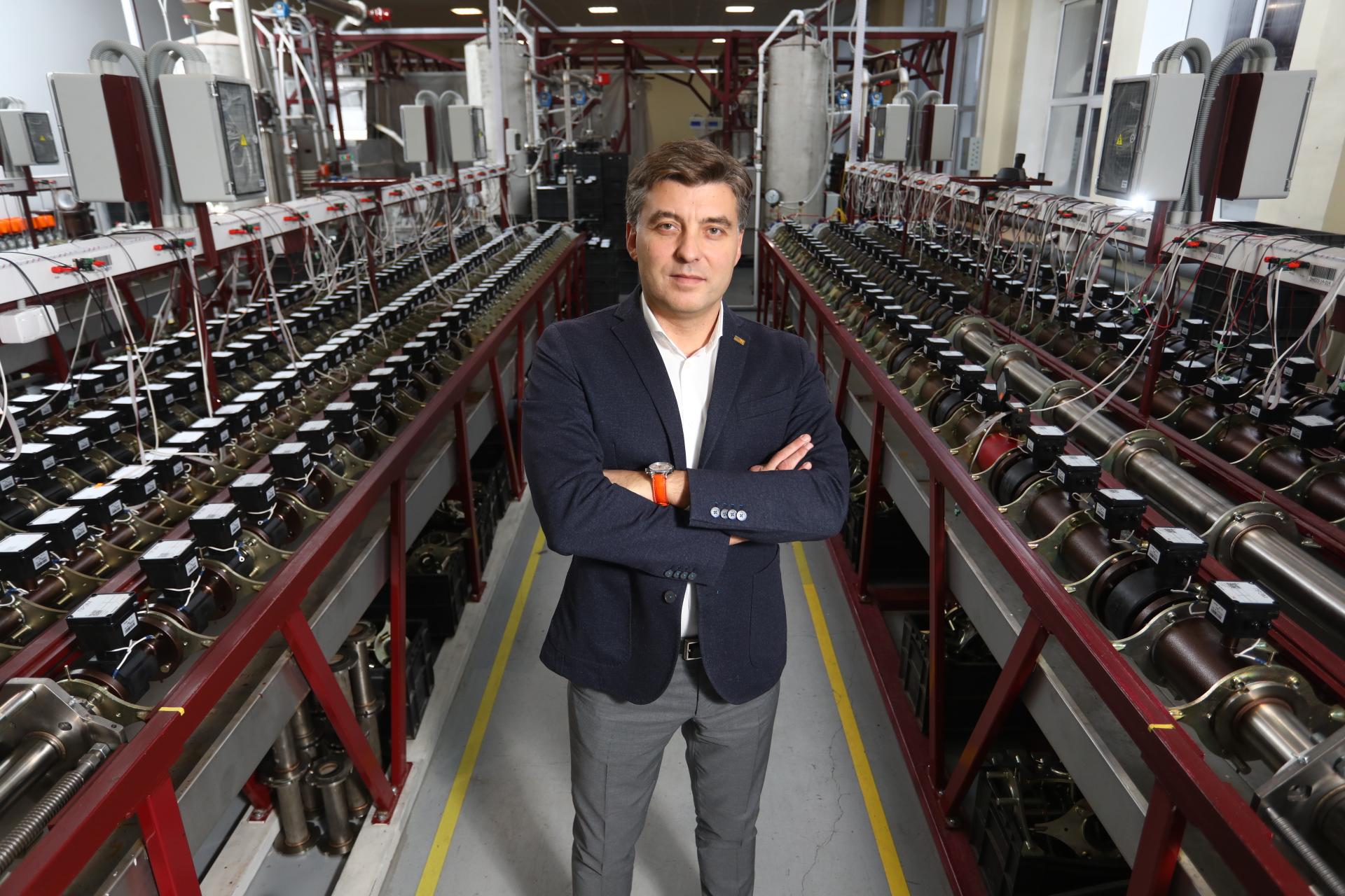 Эдуард Кальван, генеральный директор ТЕПЛОКОМ