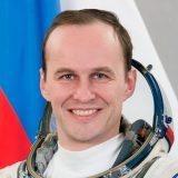 Сергей Рязанский, командир Международной космической станции