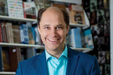 Денис Котов, основатель компании «Буквоед»