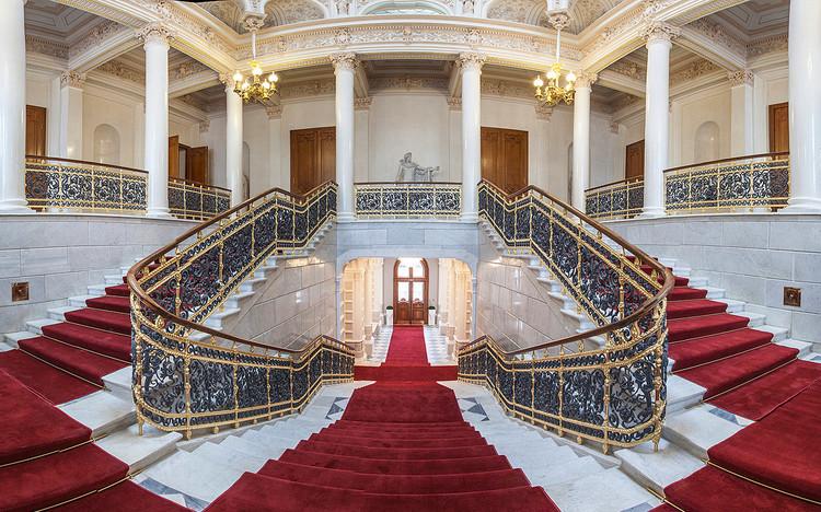 Музей Фаберже_Парадная лестница
