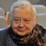 Олег Табаков, актер, режиссер: