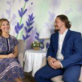 Алексей Соловьев и Анжелика Степанян, «Дом Ангелов»